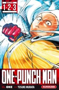 Téléchargement de livres Epub One-Punch Man Tomes 1 à 3 in French PDB DJVU iBook par Yusuke Murata