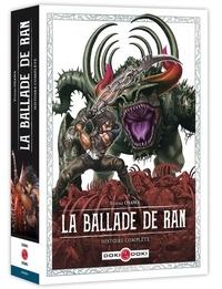 Yusuke Osawa - La Ballade de Ran  : Histoire complète - Ecrin en 2 volumes : Tomes 1 et 2. Avec 1 illustration collector.