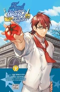 Yuto Tsukuda et Yuki Morisaki - Food wars - l'étoile T01.