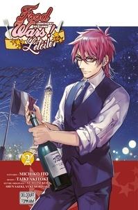 Yuto Tsukuda et Shun Saeki - Food wars - l'étoile T02.