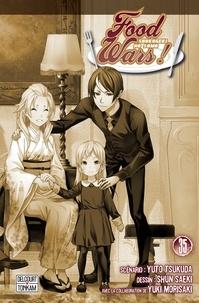 Yûto Tsukuda et Yuki Morisaki - Food wars ! T35.