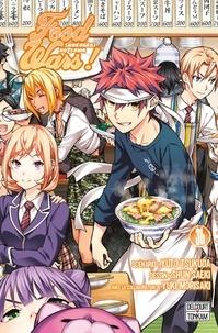Yûto Tsukuda et Yuki Morisaki - Food wars ! T36.
