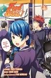 Yuto Tsukuda et Shun Saeki - Food Wars ! Tome 31 : .