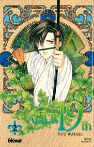 Yuu Watase - Alice 19th Tome 2.