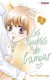 Yuu Yoshinaga - Les foudres de l'amour Tome 3 : .