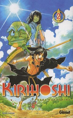 Yuuki Nakashima - Kirihoshi Tome 2 : .