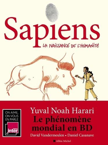Sapiens - tome 1 (BD). La naissance de l'humanité