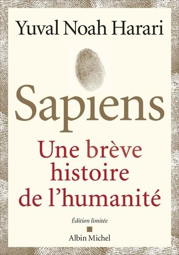 Sapiens. Une brève histoire de l'humanité  Edition collector