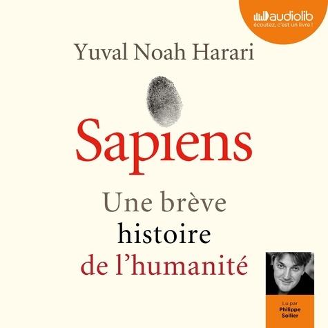 Sapiens - Format Téléchargement Audio - 9782367623764 - 23,30 €