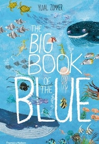 Yuval Zommer - The big book of the blue.