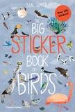Yuval Zommer - The big sticker book of birds.