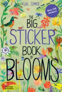 Yuval Zommer - The Big Sticker Book of Blooms.