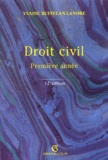 Yvaine Buffelan-Lanore - Droit civil 1re année.