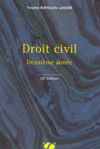 Galabria.be Droit civil 2e année - Edition 2006 Image