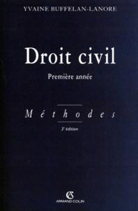 DROIT CIVIL. Méthodes, 3ème édition.pdf