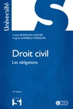 Yvaine Buffelan-Lanore et Virginie Larribau-Terneyre - Droit civil. Les obligations.
