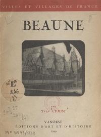 Yvan Christ et Pierre-Marie Auzas - Beaune.