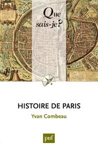 Yvan Combeau - Histoire de Paris.