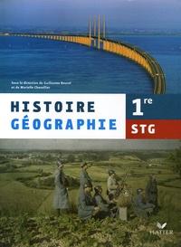 Yvan Dufresnoy et Antoine Frémont - Histoire Géographie 1e STG.