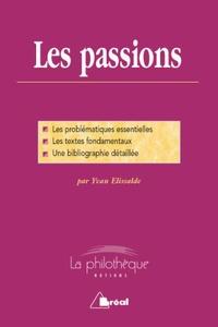 Yvan Elissalde - Les passions - Dissertation.