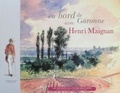 Yvan Guilitch - En bord de Garonne avec Henri Maignan.