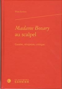 Deedr.fr Madame Bovary au scalpel - Genèse, réception, critique Image