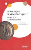 Yvan Loskoutoff - Héraldique et numismatique Tome 2 : .