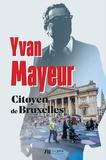 Yvan Mayeur - Citoyen de Bruxelles.