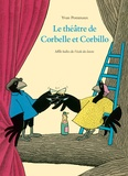 Yvan Pommaux et Nicole Pommaux - Le théâtre de Corbelle et Corbillo.