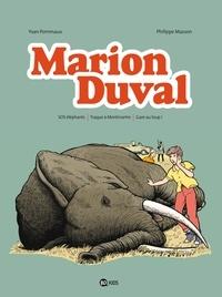 Deedr.fr Marion Duval Intégrale Tome 4 Image
