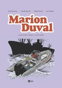 Yvan Pommaux et Frédéric Rosset - Marion Duval Intégrale Tome 8 : La reine éternelle ; Balactica ; Le trésor englouti.