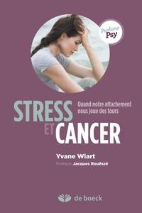 Yvane Wiart - Stress et cancer - La vision de la théorie de l'attachement.