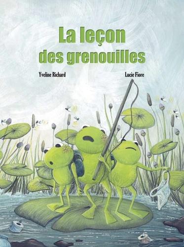 La leçon des grenouilles