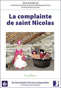 Yvelinedition - La complainte de saint Nicolas.