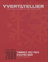 Deedr.fr Catalogue de timbres-poste des Pays d'Outre-Mer - Volume 5, Liban à Nyassaland Image