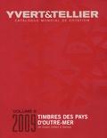 Yvert & Tellier - Catalogue de timbres-poste des Pays d'Outre-Mer - Volume 6, De Océan Indien à Samoa.