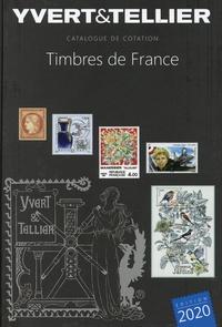 Yvert & Tellier - Catalogue de timbres-poste - Tome 1, France.