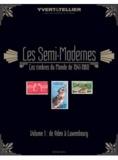 Yvert & Tellier - Catalogue des timbres semi-modernes du monde (1941-1960) - Volume 1, Aden à Luxembourg.
