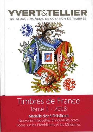 Yvert Et Tellier Timbres De France