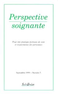 PERSPECTIVE SOIGNANTE N° 5 SEPTEMBRE 1999.pdf