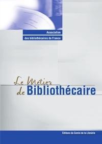 Yves Alix - Le métier de bibliothécaire.