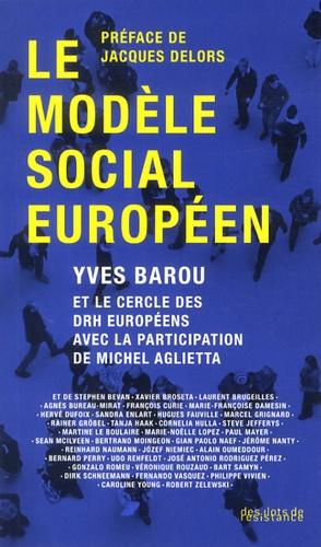 Le modèle social européen
