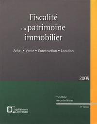 Yves Blaise - Fiscalité du patrimoine immobilier.