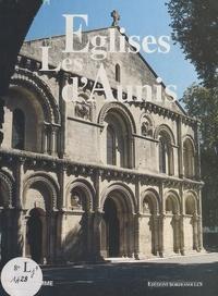 Yves Blomme et Yves-Jean Riou - Les églises d'Aunis.