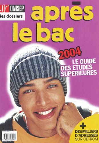 Yves Bollet et Paula Crous-Tsanaclis - Après le Bac - Le guide des études supérieures. 1 Cédérom