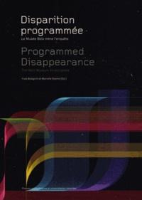 Disparition programmée- Le Musée Bolo mène l'enquête - Yves Bolognini | Showmesound.org