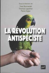 Deedr.fr La révolution antispéciste Image