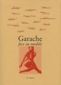 Yves Bonnefoy et Raoul Ubac - Garache - Face au modèle.