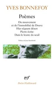 Yves Bonnefoy - .