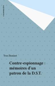 Yves Bonnet - .